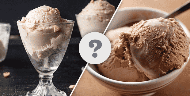 What is the difference between Ice Cream and Frozen Custard ?